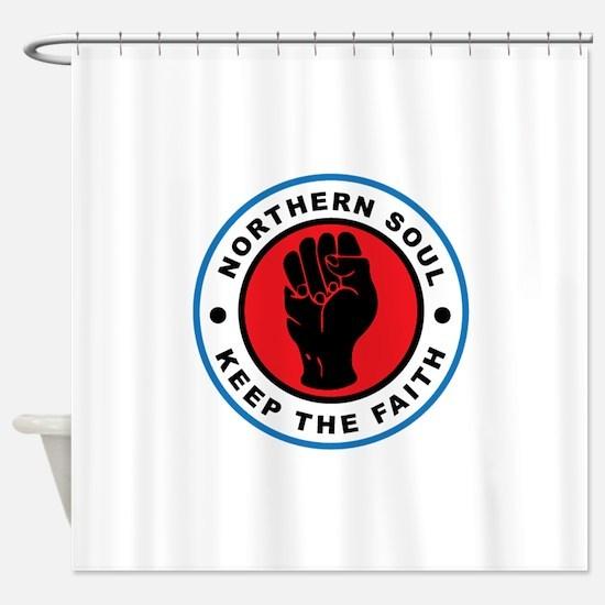 Unique Vespa Shower Curtain