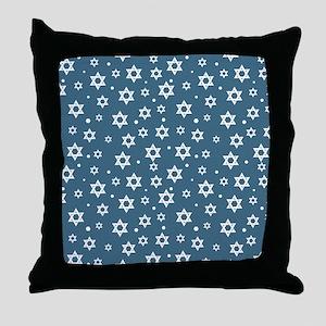 Hebrew Hope Throw Pillow