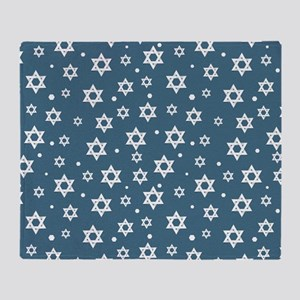 Hebrew Hope Throw Blanket