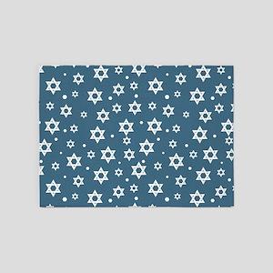 Hebrew Hope 5'x7'Area Rug