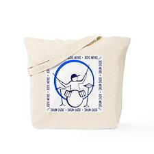 Drum Dude Tote Bag