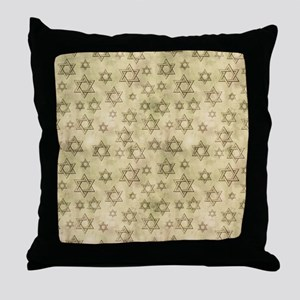 Jewish Blessings Throw Pillow