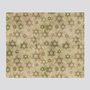 Jewish Blessings Throw Blanket
