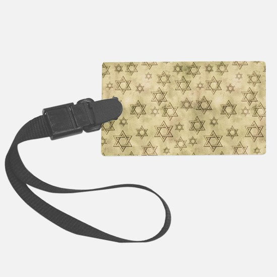 Jewish Blessings Luggage Tag