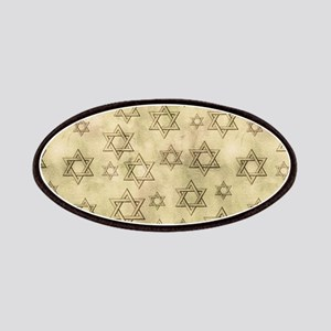 Jewish Blessings Patch