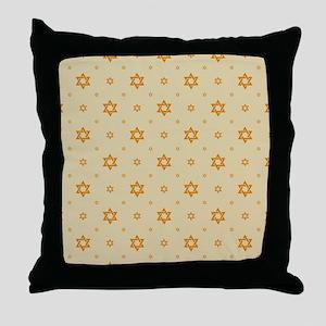 Jewish Hope Throw Pillow