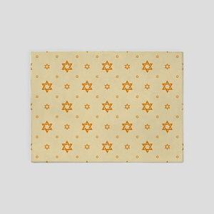 Jewish Hope 5'x7'Area Rug