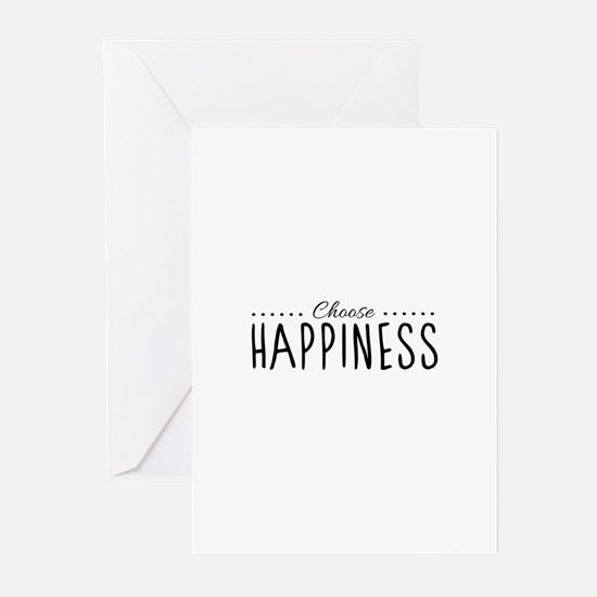 Choose Happiness - Greeting Cards ( Pk Of 10 )