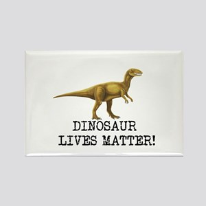 DINOSAUR LIVES MATTER Magnets