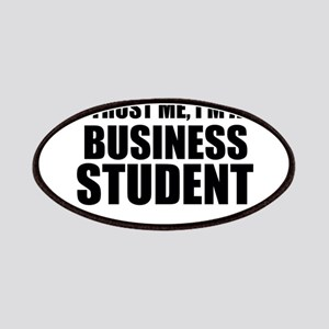 Trust Me, I'm A Business Student Patch