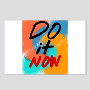 Do it Now Postcards (Package of 8)