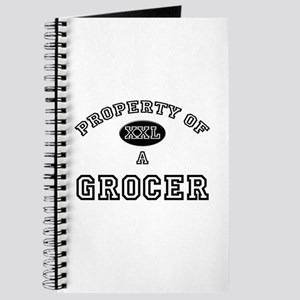 Property of a Grocer Journal