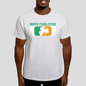 NORTH CHARLESTON irish Light T-Shirt