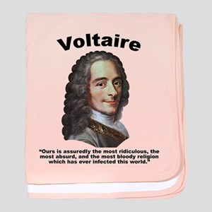 Voltaire Bloody baby blanket