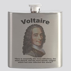 Voltaire Bloody Flask