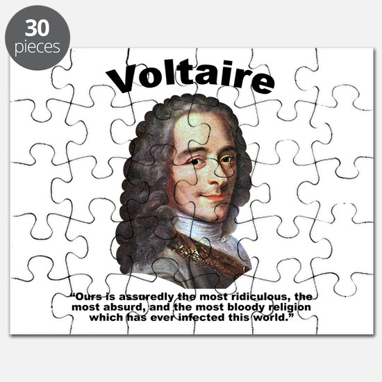 Voltaire Bloody Puzzle