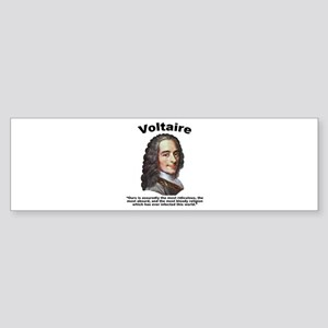 Voltaire Bloody Sticker (Bumper)