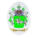 McCafferly Oval Ornament
