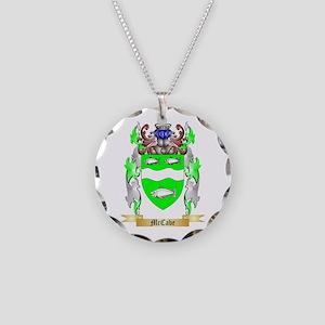 McCabe Necklace Circle Charm