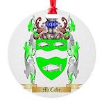 McCabe Round Ornament