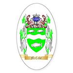 McCabe Sticker (Oval 10 pk)