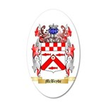 McBryde 20x12 Oval Wall Decal
