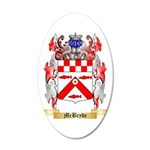 McBryde 35x21 Oval Wall Decal