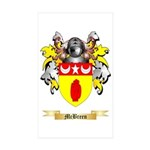 McBreen Sticker (Rectangle 10 pk)