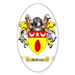 McBreen Sticker (Oval 50 pk)
