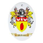 McBreen Oval Ornament