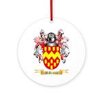 McBratnie Round Ornament