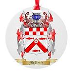 McBraid Round Ornament