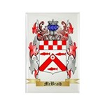 McBraid Rectangle Magnet (100 pack)