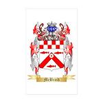 McBraid Sticker (Rectangle 10 pk)