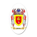 McBee 35x21 Oval Wall Decal