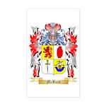 McBain Sticker (Rectangle)