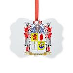 McBain Picture Ornament