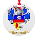 McAvoy Round Ornament
