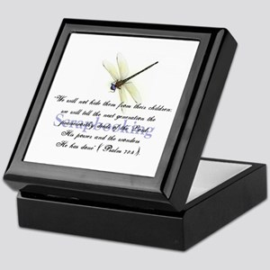 Faithbooking Keepsake Box