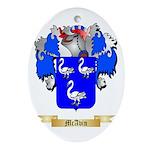 McAvin Oval Ornament
