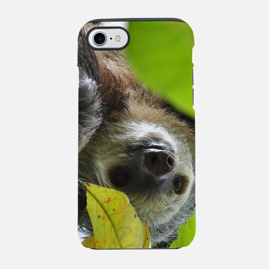 Sloth_20171105_by_JAMFoto iPhone 8/7 Tough Case