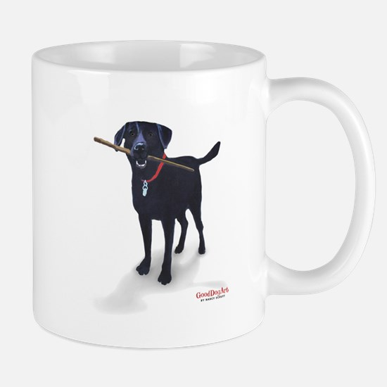 Unique Black art Mug