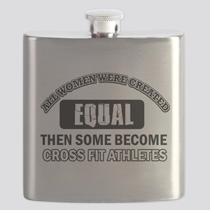 Cross Fit Athletics Design Flask