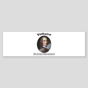 Voltaire Absurd Sticker (Bumper)