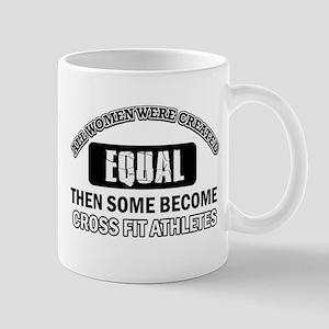 Cross Fit Athletics Design Mugs