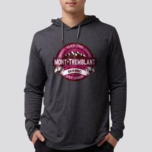 Mont-Tremblant Raspberry Long Sleeve T-Shirt