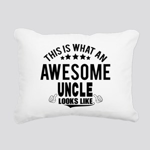 THIS IS WHAT AN AWESOME UNCLE LOOKS LIKE Rectangul