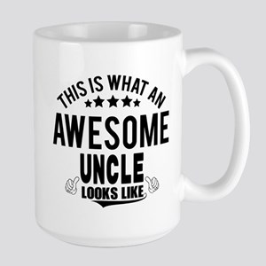 THIS IS WHAT AN AWESOME UNCLE LOOKS LIKE Mugs