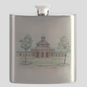 University of Virginia School of Law Flask
