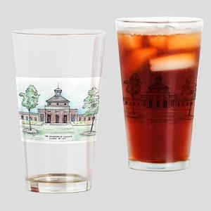 University of Virginia School of La Drinking Glass